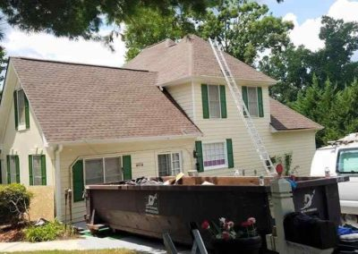 Gwinnett County, GA Roof leak repair