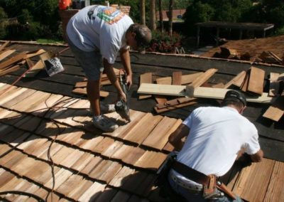 Residential Roofing Contractor Gwinnett County