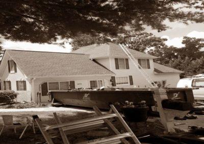 Auburn Roof leak repair