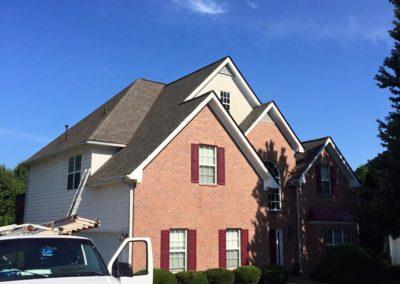 Lawrenceville, GA roof repair