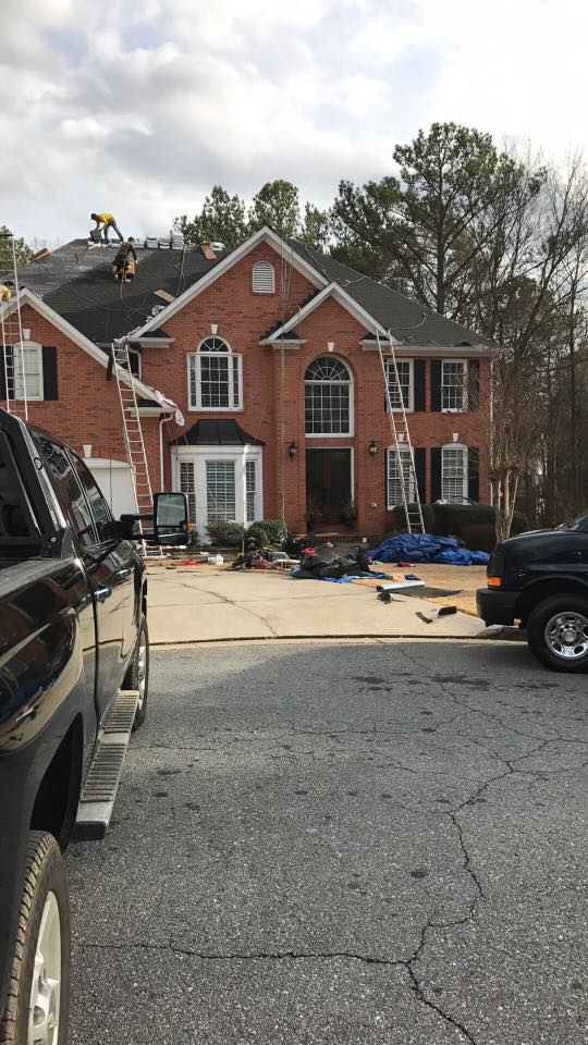 Peachtree Corners Free Roof Inspection