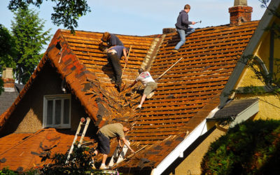Fixing Your Roof when It's Damaged