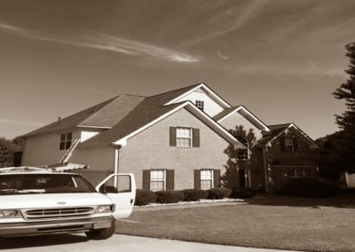 Roof Repair Contractor Gwinnett County