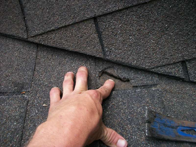 Get informed before replacing your roof