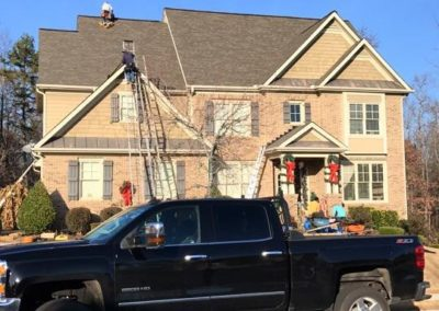 Roof Replacement in Gwinnett County