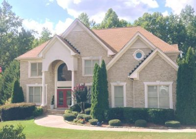 Buford Roofing Project