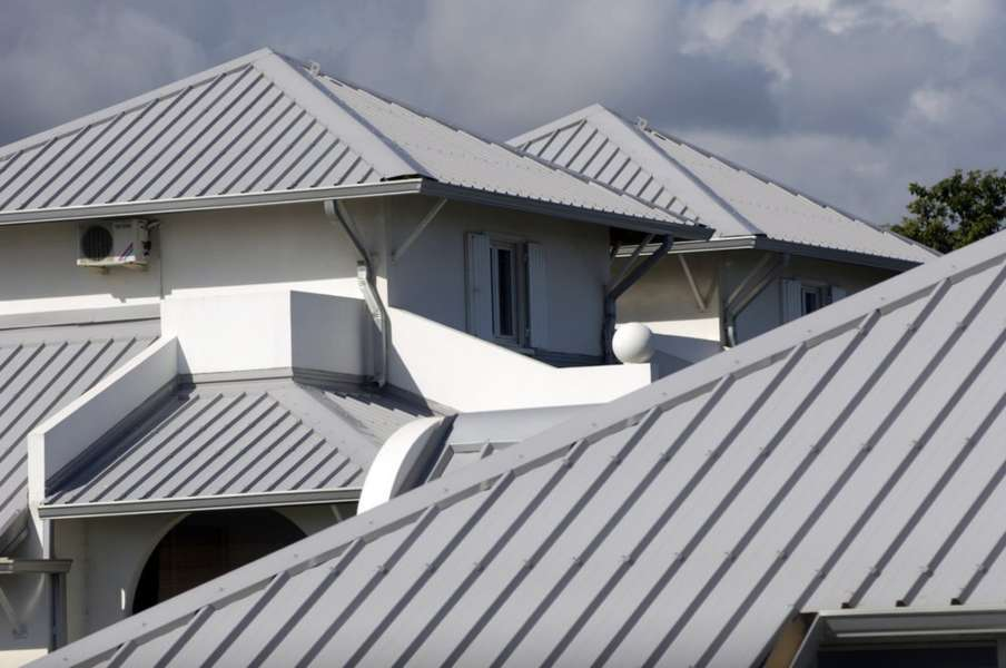 Lovely Commercial Metal Roofing From Gwinnett County GA