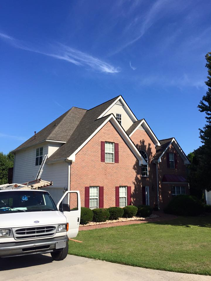 High Quality Lawrenceville, GA Roof Replacement