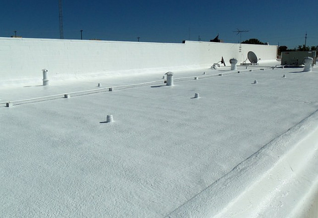 So you want a flat roof?