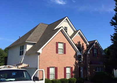 Flowery Branch GA Roof Replacement
